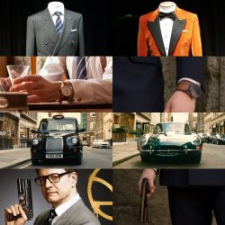 W •♪ on Twitter Being a Kingsman Is More Than the Clothing We