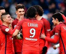 Video: PSG vs Bastia