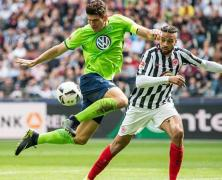 Video: Eintracht Frankfurt vs Wolfsburg