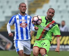 Video: Pescara vs Crotone