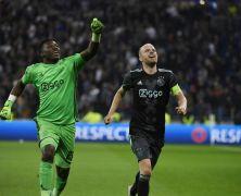 Video: Olympique Lyon vs Ajax
