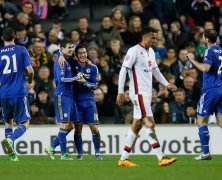 Video: Milton Keynes Dons vs Chelsea