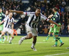 Video: West Bromwich Albion vs Swansea City