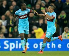 Video: Norwich City vs West Ham United