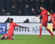 Video: Midtjylland vs Manchester United