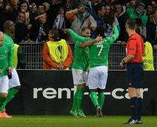 Video: Saint-Etienne vs Basel