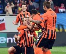Video: Shakhtar Donetsk vs Anderlecht
