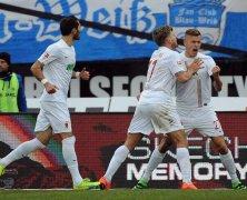 Video: Darmstadt 98 vs Augsburg