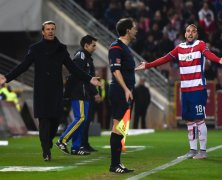 Video: Granada vs Espanyol