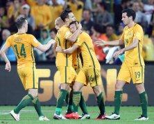 Video: Australia vs Tajikistan