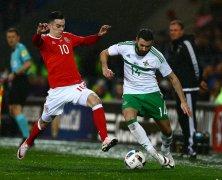Video: Wales vs Bắc Ailen