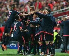 Video: Benfica vs Bayern Munich