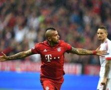 Video: Bayern Munich vs Benfica