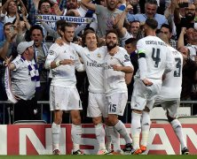 Video: Real Madrid vs Manchester City