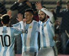 Video: Argentina vs Honduras