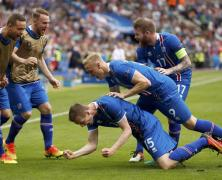 Video: Iceland vs Áo