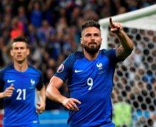Video: Pháp vs Iceland