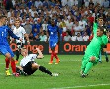 Video: Đức vs Pháp