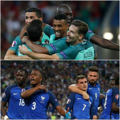 FINALA EURO 2016 E FRANTA – PORTUGALIA! Francezii i-au invins pe nemti dupa 58 de ani – HotWeek.ro