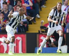 Video: Crystal Palace vs West Bromwich Albion