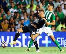 Video: Real Betis vs Deportivo La Coruna