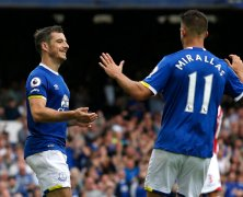 Video: Everton vs Stoke City