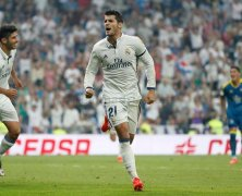 Video: Real Madrid vs Celta de Vigo
