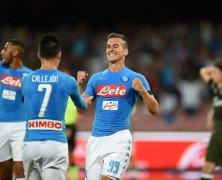Video: Napoli vs AC Milan