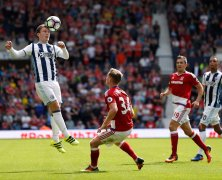 Video: West Bromwich Albion vs Middlesbrough