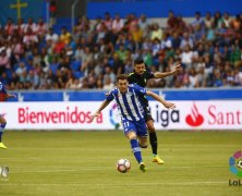 Video: Deportivo Alaves vs Sporting Gijon