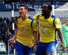 Video: West Bromwich Albion vs Everton