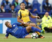 Video: Leicester City vs Arsenal