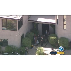 Small Crop Of Chris Brown House