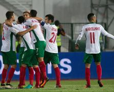 Video: Bulgaria vs Luxembourg