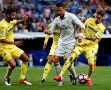 Video: Real Madrid vs Villarreal
