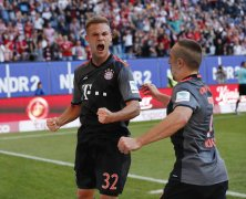 Video: Hamburger SV vs Bayern Munich