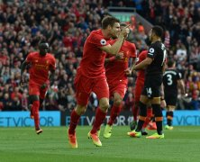 Video: Liverpool vs Hull City