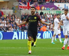 Video: Swansea City vs Manchester City