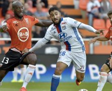 Video: Lorient vs Olympique Lyon