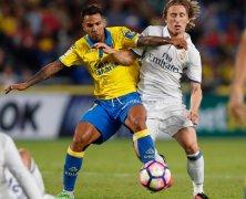 Video: Las Palmas vs Real Madrid