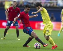 Video: Villarreal vs Osasuna