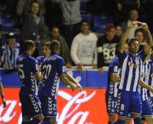 Video: Deportivo Alaves vs Granada