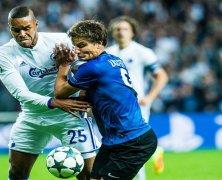 Video: Kobenhavn vs Club Brugge