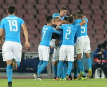 Video: Napoli vs Benfica