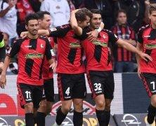 Video: Freiburg vs Eintracht Frankfurt