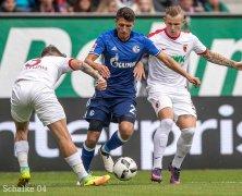 Video: Augsburg vs Schalke 04