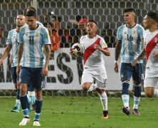 Video: Peru vs Argentina