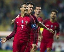 Video: Bồ Đào Nha vs Andorra
