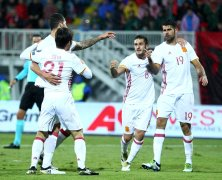 Video: Albania vs Tây Ban Nha