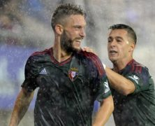 Video: Eibar vs Osasuna
